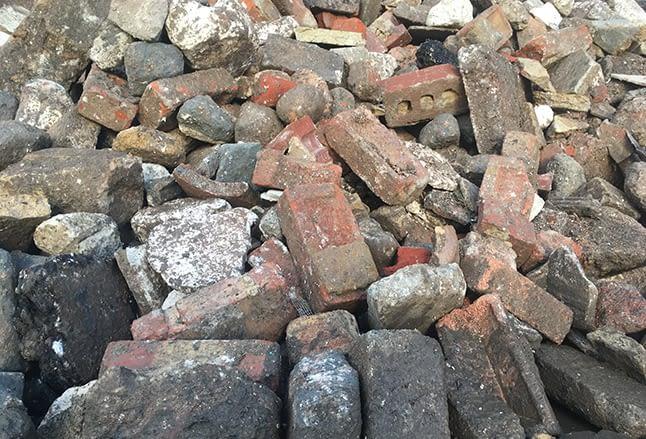 large-oversized-hardcore recycle aggregates norwich